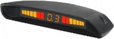Парк радар Convoy зад/пер PAS-88 Black