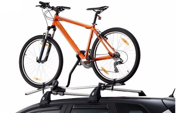 Тримач для велосипедів Proride 80 - Кріплення на рейлінги - 1 велосипед