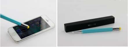 Ручка з кінцем для смартфона