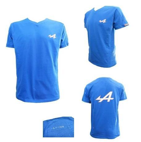 Футболка блакитна M