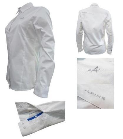 Жіноча сорочка біла S