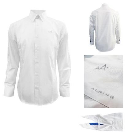 Чоловіча сорочка біла S