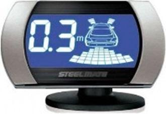 Паркувальний радар Steelmate PTS810V2 Black