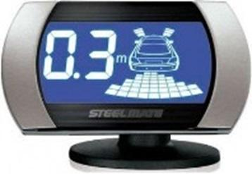Паркувальний радар Steelmate PTS810V2 Silver