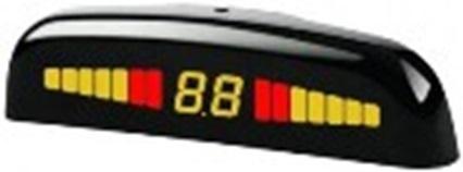 Паркувальний радар передній Steelmate PTS410M1F Black
