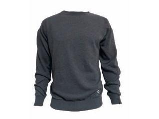Пуловер сірий S