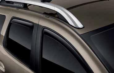 Дефлектори - Передні та задні - Клейові