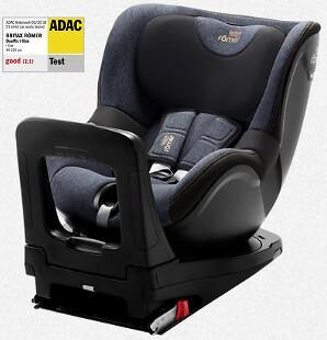 Дитяче крісло Dualfix I-Size - Group 1 0+ 4Y
