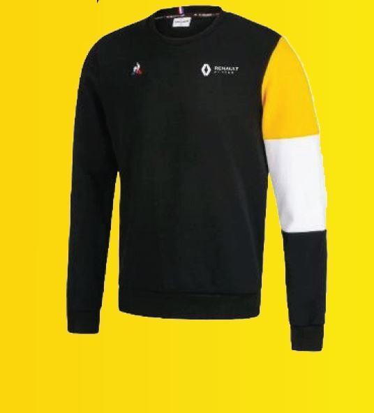 Чоловічий светер Fan Coll. Чорний XL