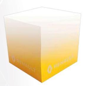 Куб Renault note
