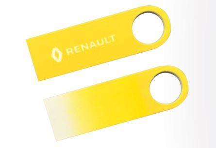 Ключ USB від Renault