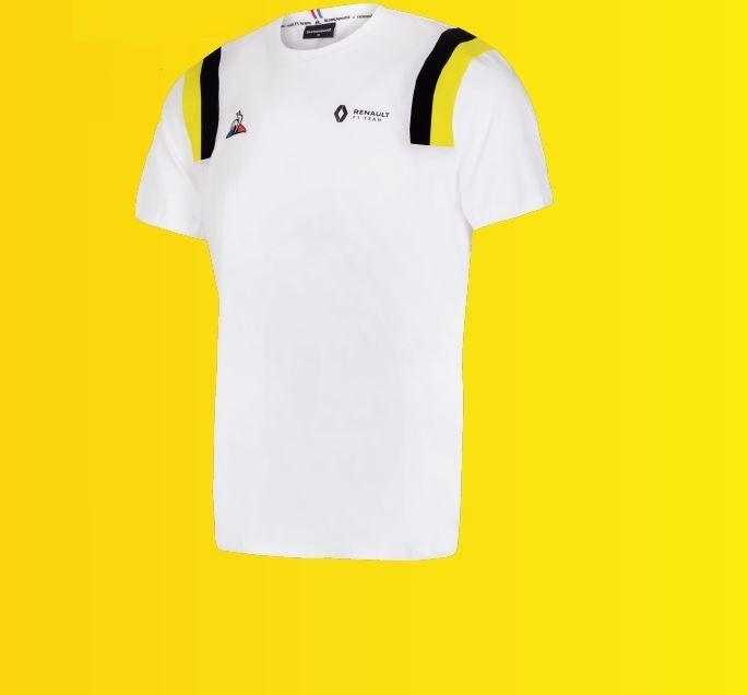 Чоловіча футболка Fan Coll. Біла XXXL
