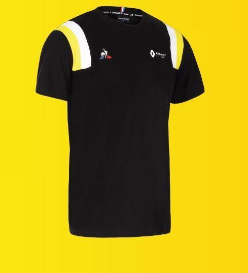 Чоловіча футболка Fan Coll. Чорна XXXL