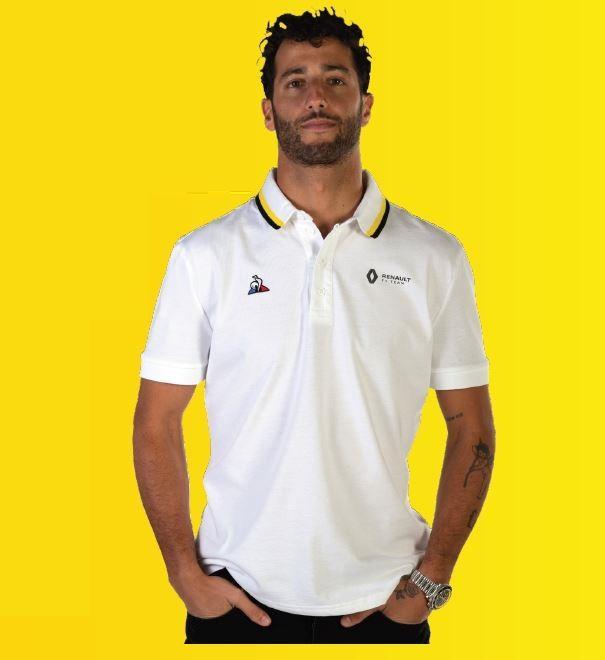 Чоловіча сорочка Fan Coll. Біла L