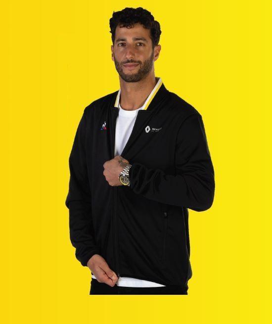 Чоловіча легка куртка Fan Coll. Чорна XL