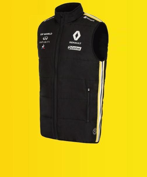 Жилет чорний F1 S