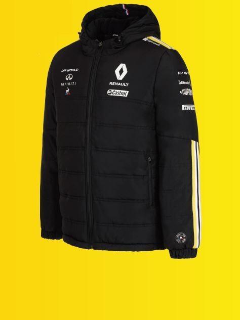 Куртка чорна F1 S