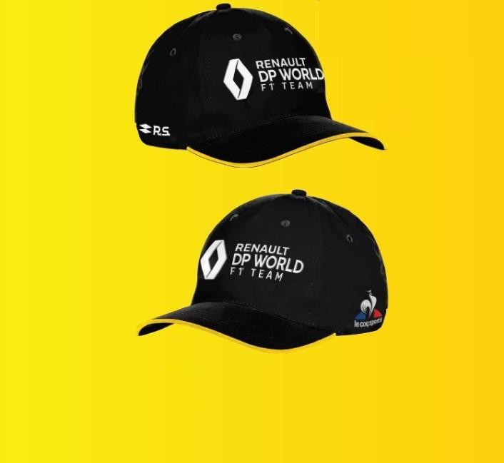 Кашкет Le Coq Sportif для дорослих чорний F1