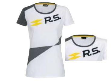 R.S. жіноча футболка Біла L