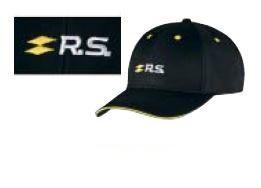 R.S. Кашкет Чорний Один розмір