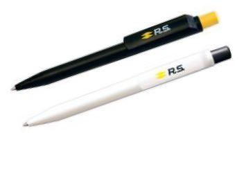 R.S. ручка Чорно-біла