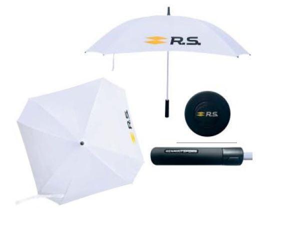 R.S. парасолька Біла Ø 130 см