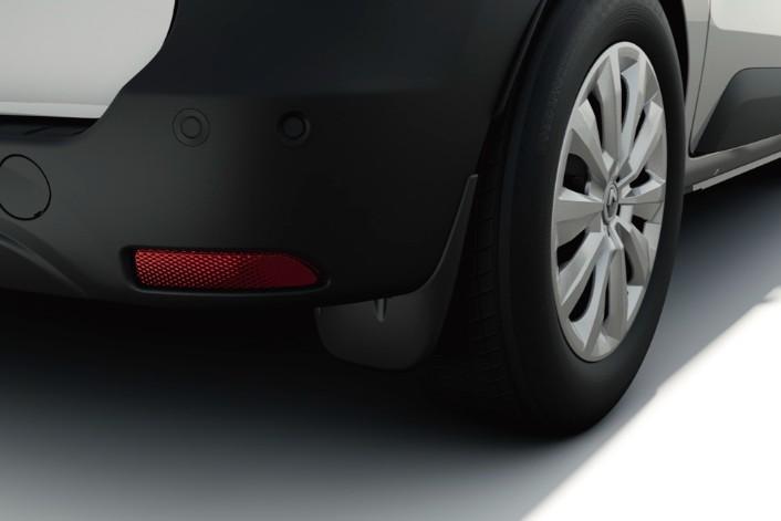 Задні бризковики Renault (MUDGUARD-RR)