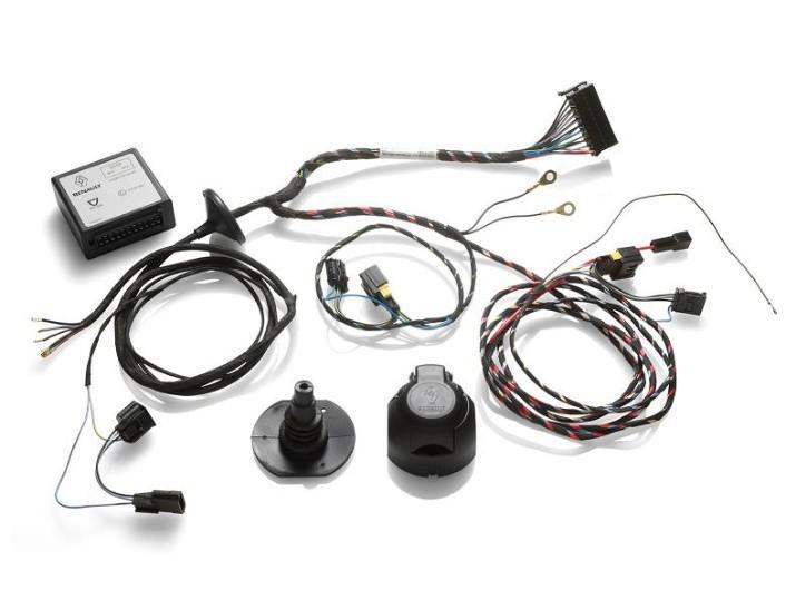 7-контактна проводка фаркопа