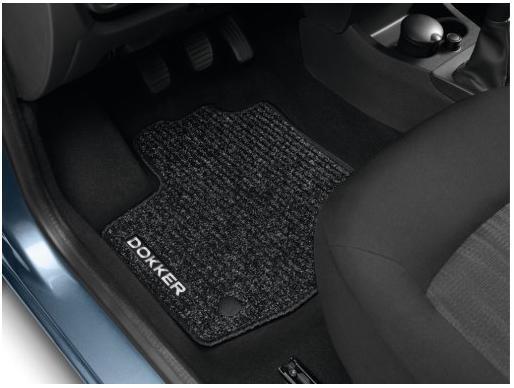 Комплект текстильних килимків