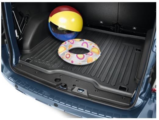 Піддон в багажник
