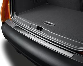Захисна накладка на поріг багажника