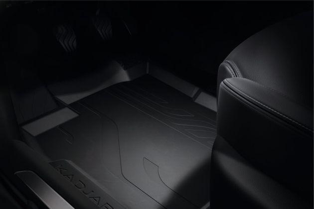 Гумові килимки з піднятими краями