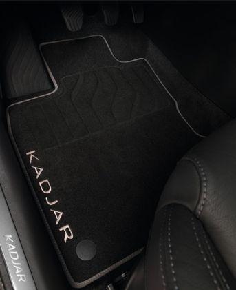 Високоякісні текстильні килимки Premium