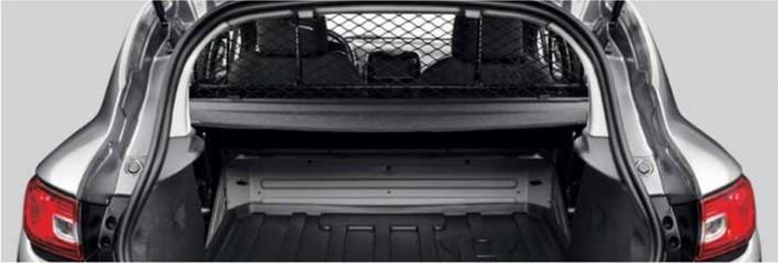 Комплект переобладнання у вантажопасажирський автомобіль (піддон, захисні елементи, кріплення)