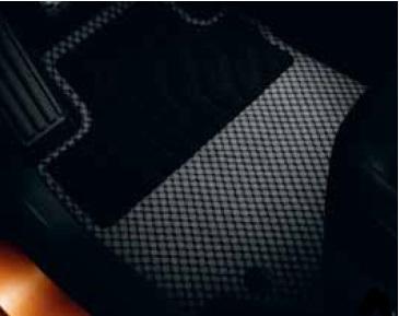 Комплект текстильних килимків Premium Intens