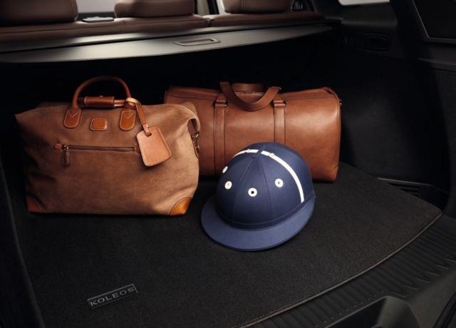 Килимок у багажник двосторонній