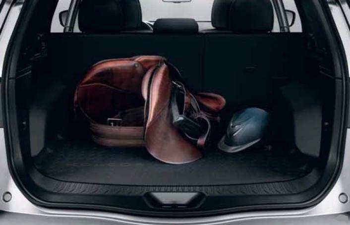 Піддон у багажник