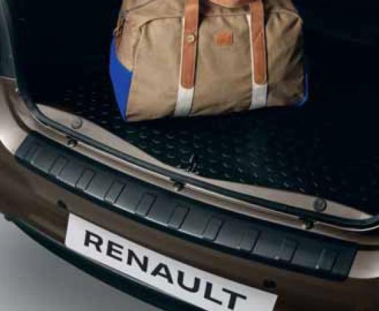 Накладка на поріг багажника