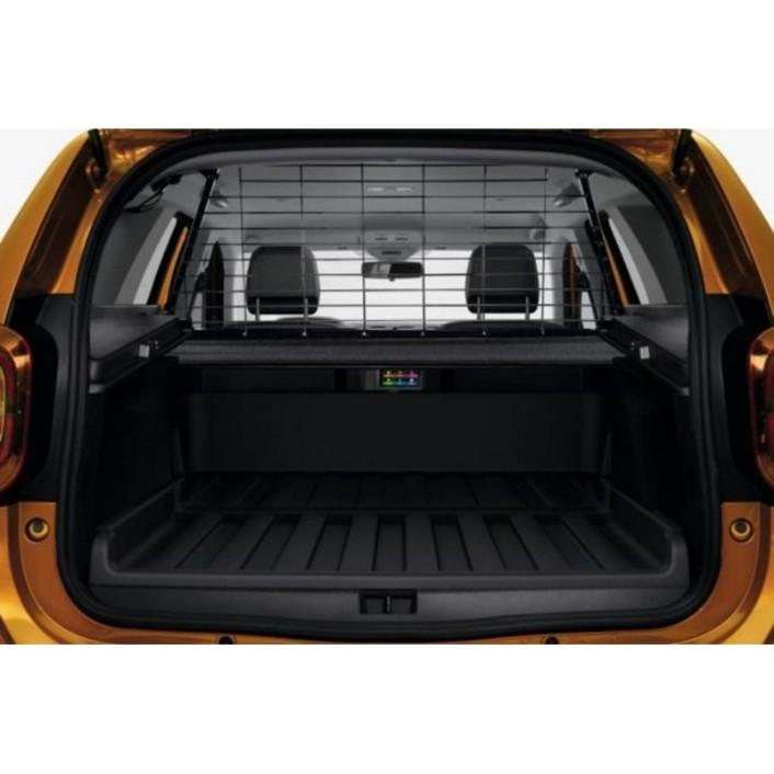 Екран для багажного відділення комерційного автомобіля