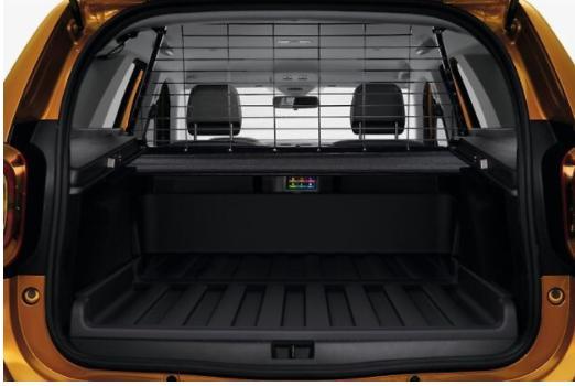 Регулятор висоти піддона для багажного відділення комерційного автомобіля — 4x4