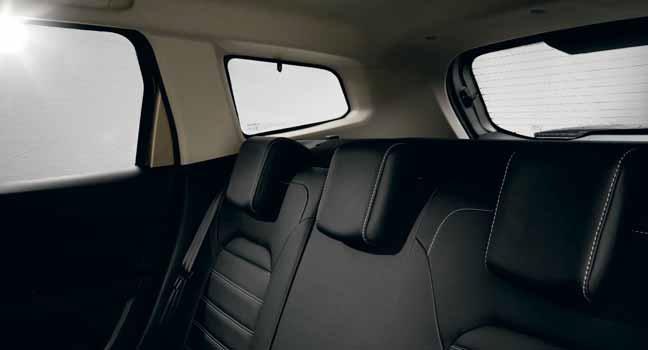 Сонцезахисні шторки - Задні бокові вікна та заднє скло