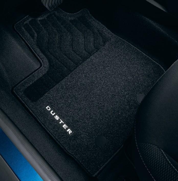 Текстильні килимки — Comfort — З відділенням під сидінням