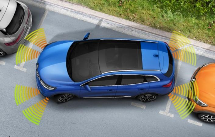 Паркувальні датчики – Задні