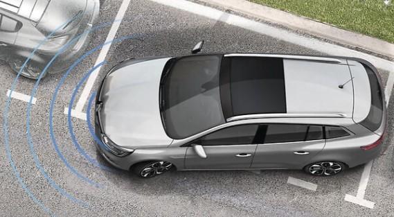 Датчики контролю дистанції паркування— Передні