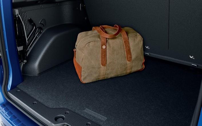 Килимок багажника Express-двосторонній тектиль\гума